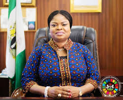 •Princess Adejoke Orelope-Adefulire, the Senior Special Assistant to the President on SDGs